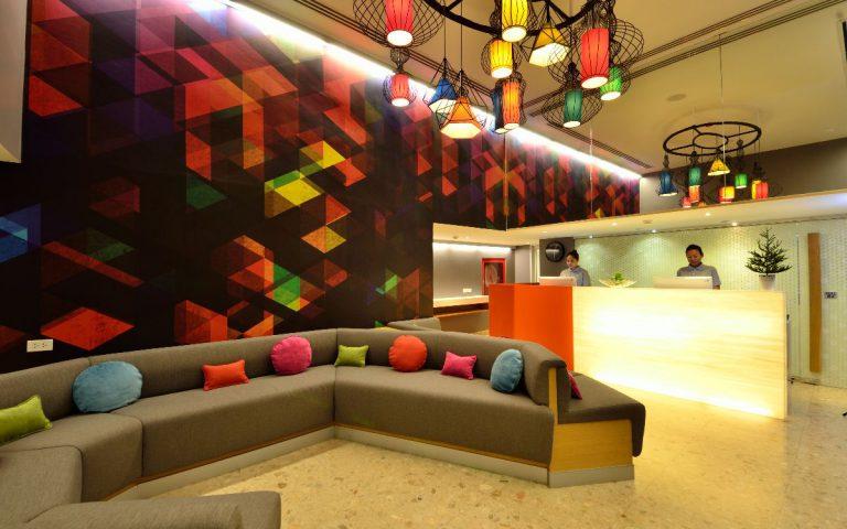 Bizotel : Lobby Area